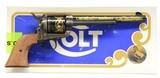 Colt Winchester Comm. Set Wood Case Letter SAA 1984 94 44-40 20
