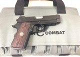 "wilson combat x tac elite compact .45 4"" xtac rail"