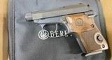 Beretta 3032 Tomcat Covert 32 Auto Threaded Barrel J320125