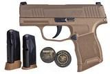 Sig Sauer NRA P365 9mm 3.1
