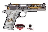 Colt 1911 45 ACP Davidson's Exclusive Samuel Colt Edition O1911C-SS-SCS - 1 of 1
