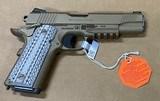 Colt 1911 M45 45 ACP Zinc Brown Ion Marine Corp Rail Gun O1070M45 - 1 of 2