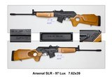 Rare Milled Arsenal SLR – 97 Lux Low Serial 7.62x39