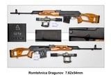 Rare Early Import Romtehnica Dragunov Low Serial 7.62x54R Like PSL - 1 of 2