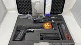CZ 75 TS Czechmate 9mm Limited Open USPSA 91174