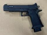 STI Staccato XL DPO 9mm Black Finish 5.4
