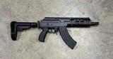 IWI Galil Ace Gen 2 Pistol 762x39 W/ Side Folding SBA3 Brace GAP36SB - 1 of 2