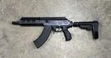 IWI Galil Ace Gen 2 Pistol 762x39 W/ Side Folding SBA3 Brace GAP36SB - 2 of 2