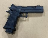 STI Staccato XC DPO 9mm Compensated Barrel 2011 CS Frame G2 Grip - 1 of 2
