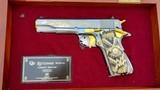 Colt RATTLESNAKE M1911A1 Legacy Edition 1 of 1000 Titanium