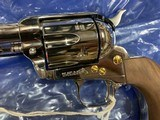 Colt Silver Stallion SAA P1850-TLE 45 LC 1 of 200 TALO Single Action Army - 4 of 7
