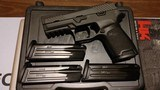 Used Sig Sauer P320 Compact 9mm Luger 15 rd Four Mags Night Sights - 1 of 1