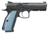 CZ 75 Shadow 2 Blue Single Action Only 9mm 91245 2205