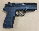 Used Beretta PX4 Storm 40 S&W Full Size Police Trade - 1 of 2