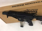 Freedom Ordnance FX-9 9mm 4.5