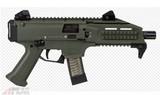 CZ SCORPION Evo Pistol 9mm OD Green 91355