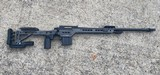 Used Custom Remington 700 5R Tactical 308 Sniper Rifle Timney Trigger 85196
