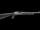 Citadel PAT 12 Ga Pump Action Pistol Grip Nickel Finish FRPAT1220NKL