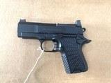 Wilson Combat EDC X9S 9mm 3.25