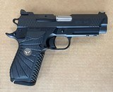 Wilson Combat EDC X9 W/ Lightrail 9mm 1911 2011 EDCX-CPR-9