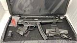 Heckler & Koch H&K SP5 9mm MP5 Semi-Auto 8.86