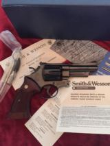 Smith and Wesson Model 27-2