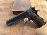 Colt 38 Super Fat Barrel 1952 with/Box - 2 of 14