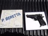 Beretta, Model 70, 22LR