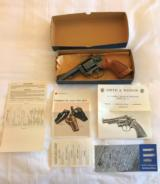 S&W 19-4 357 MAGNUM 4IN WITH BOX AND PAPERS, LIKE NEW MADE 1978 - 1 of 8