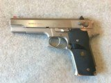SMITH & WESSON 645 NO DASH 45 ACP SATIN STAINLESS WITH 2 10 ROUND MAGS - 2 of 6