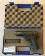 SMITH & WESSON 59 SEMI AUTO 9 MM MFG 1979 14+1 ROUNDS
