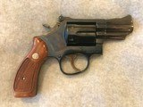 SMITH & WESSON MODEL 19 2 1/2 IN 357 MAG MFG 1980 EXCELLENT - 2 of 8