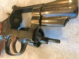 SMITH & WESSON MODEL 19 2 1/2 IN 357 MAG MFG 1980 EXCELLENT - 4 of 8