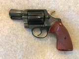 COLT DETECTIVE SPECIAL 38SPL 2IN EXCELLENT