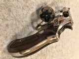 SMITH & WESSON NICKEL 38 TERRIER