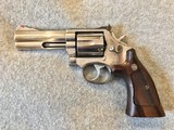 SMITH & WESSON MODEL 686-1 357 MAG STAINLESS STEEL