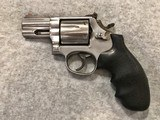 SMITH & WESSON MODEL 686-4 357 MAG STAINLESS
