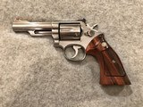 SMITH & WESSON 66-1 STAINLESS 357 MAG REVOLVER