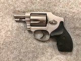 SMITH & WESSON 642-1 AIRWEIGHT 38 SPL +P WITH HOLSTER