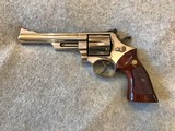 SMITH & WESSON 29-3 44 MAGNUM NICKEL 6IN