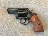 COLT DETECTIVE SPECIAL 38 SPL 1973 NIB - 2 of 12