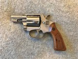 ROSSI 88-5 38 SPECIAL STAINLESS STEEL 2IN REVOLVER