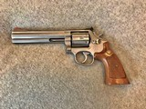 SMITH & WESSON 686-3 L FRAME 357 MAG 6 INCH