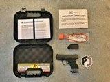 GLOCK 43 FOLDING CONCEAL 9MM PISTOL NIB JULY 3,4,5,6 SALE - 3 of 14