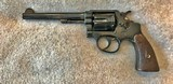 SMITH & WESSON M&P 1905 6IN 38SW 4TH CHANGE