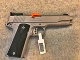 KIMBER STAINLESS TARGET II 45 ACP NEW IN BOX - 3 of 5