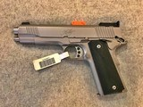 KIMBER STAINLESS TARGET II 45 ACP NEW IN BOX - 2 of 5