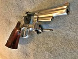 SMITH & WESSON 66-2 NAVY INV SERVICES 357 MAG - 12 of 16
