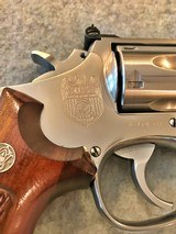 SMITH & WESSON 66-2 NAVY INV SERVICES 357 MAG - 9 of 16