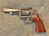 SMITH & WESSON 66-2 NAVY INV SERVICES 357 MAG - 2 of 16
